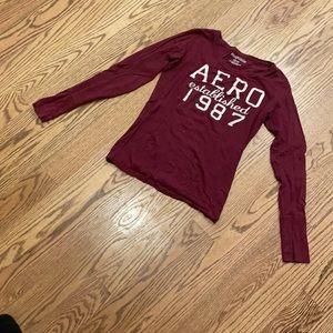 Long sleeve shirt Aeropostale size xs women